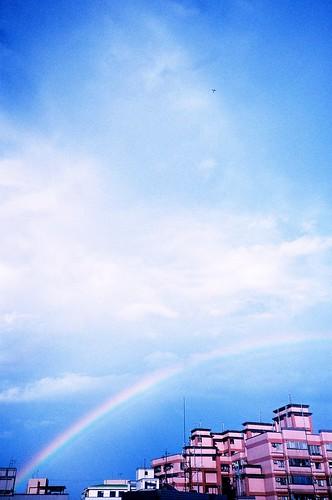 The Rainbow Song-虹の女神