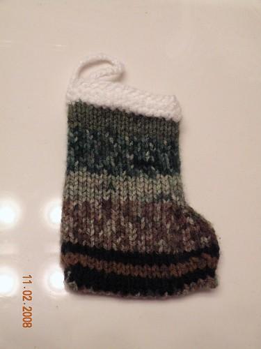 I Love This Yarn - Color #530/Green Camo Stripe