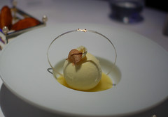 Chocolat blanc et Truffe blanche d'Alba