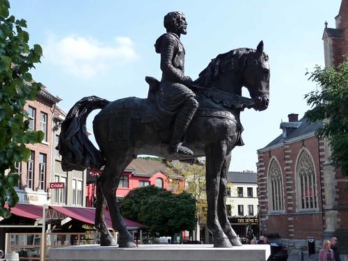 Standbeeld Hasselt