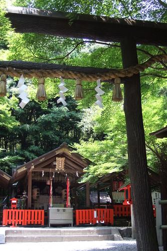 Nonomiya Shrine in Arashiyama