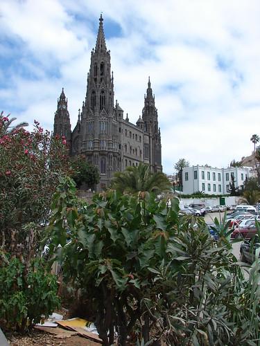Iglesia de San Juan, Arucas