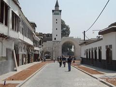 Damascus Bab Alsharqi, Via Recta 27-July-2008 N8