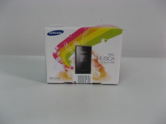 Samsung E215 Box cover - Top