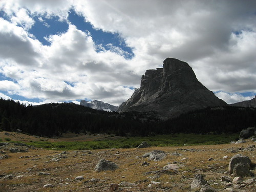 Buffalo Head Peak