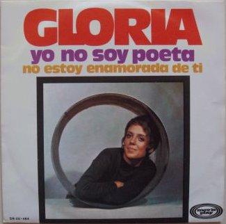 gloria - no soy un poeta