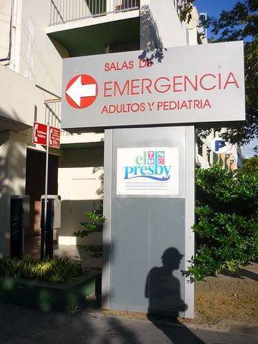 "The local hospital ""El Presby"""