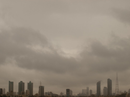mumbai - the skyline