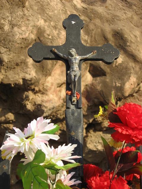 san xavier cross