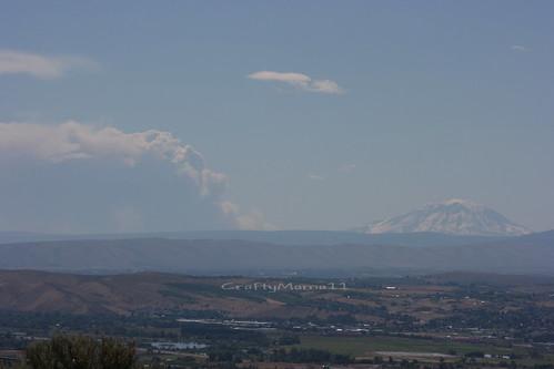 Mt. Adams Fire
