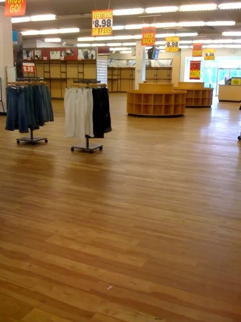 Staunton Mall, Staunton, VA  (3/5)