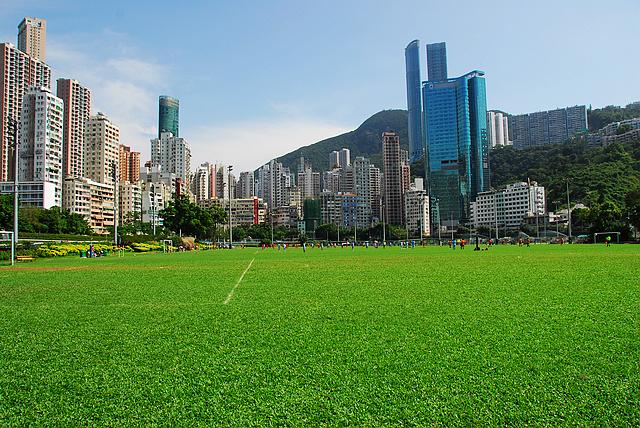 [一個人的旅行.香港] 在跑馬地賽馬場看踢足球 @ 幸福。趴趴走 :: 痞客邦