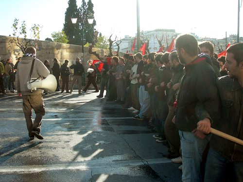 22 Protest in Athens