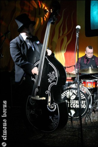 013/365 Rockabilly Double Bass