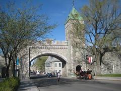 Porte St Louis, Québec City