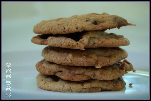 ooey gooey chewy cookie
