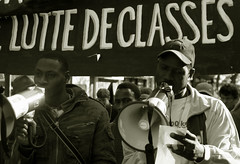 lutte de classes/ class struggle