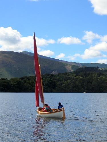 Seapod on Derwent Water