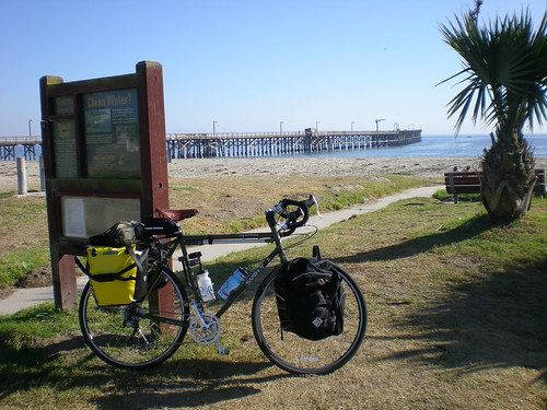 Pier at Goleta