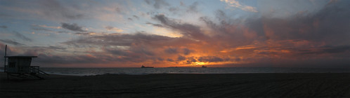 Sunset Photomerge