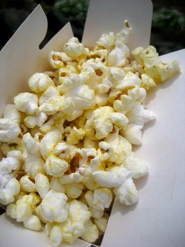 E.W. Hobbs Popcorn Box