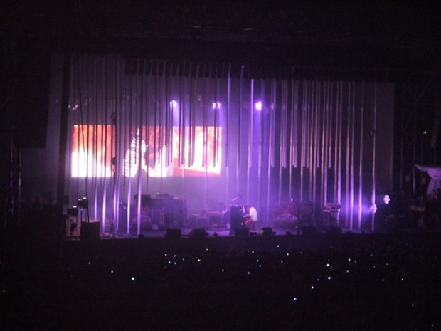 Radiohead in Berlin