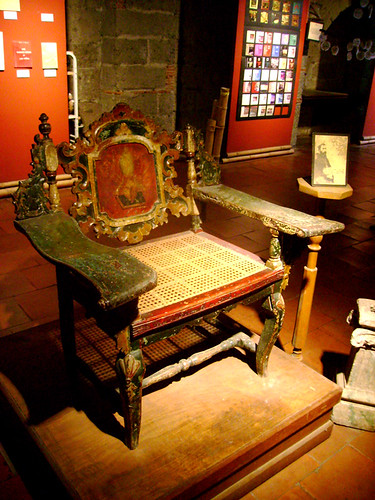The Parochial Chair