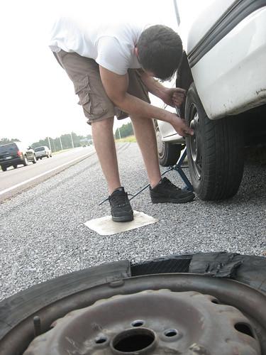 Flat Tire 03