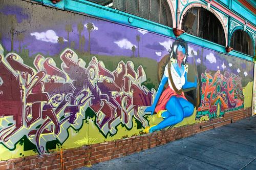 Tenderloin Murals