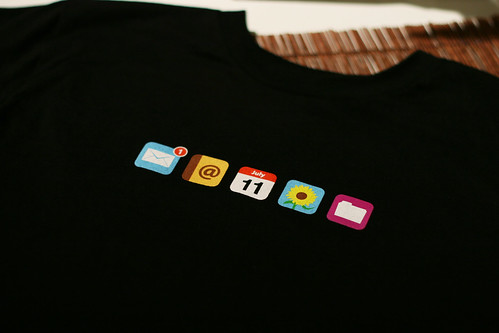 MobileMe Launch Shirt