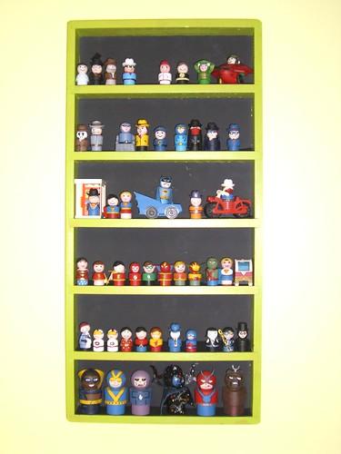 Little People Shelf 1