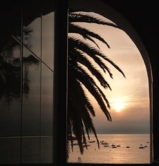 Sunrise in Tossa de Mar