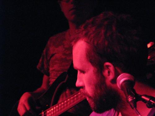 White Denim @ Monolith Festival, Red Rocks 09/12/08