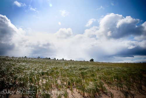 .dunes and clouds... by ojoyous1