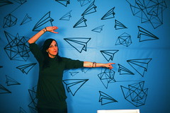 Anda and Paper Airplanes