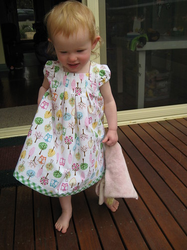 Stella's New Dress by you.