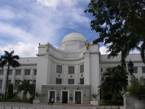 Cebu Provincial Capitol by you.