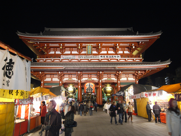 浅草 浅草寺 2