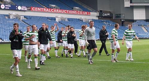 The Celtic team