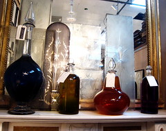 Brunswick House Chemist Bottles