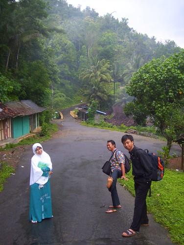 Sudut desa 2: Jalan desa