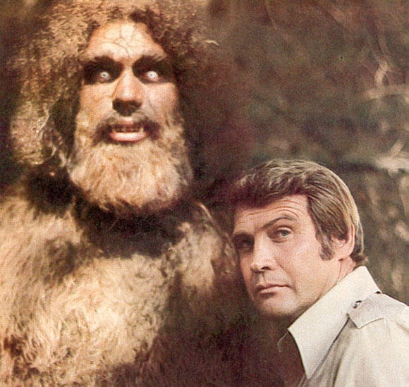 Bigfoot and the Six Million Dollar Man