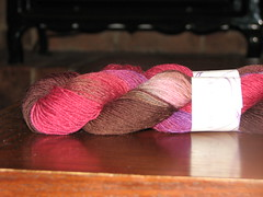 Lornas Laces Shepherd Sock; Pilsen