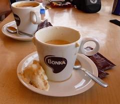 Mmm, cappuccino