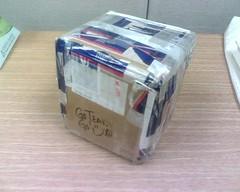 Box Mailed