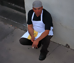 The Cook Takes a Break
