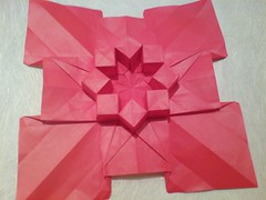 8 Cubes Star