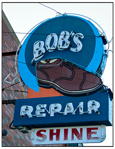 Bob's Repair Shine