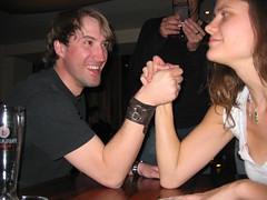 Sarah and Benjamin