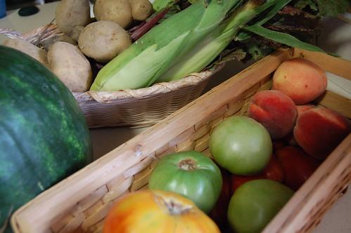 Week 10 farm share